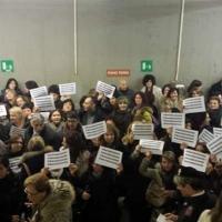 """Protesta dei cancellieri e ufficiali giudiziari: """"Troppo lavoro e poco personale"""""""