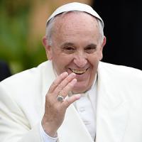 Il Papa a Pietralata: benedice il campo profughi e visita la parrocchia