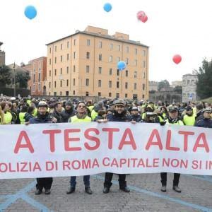 Vigili, il 12 febbraio a Roma il corteo nazionale dei caschi bianchi