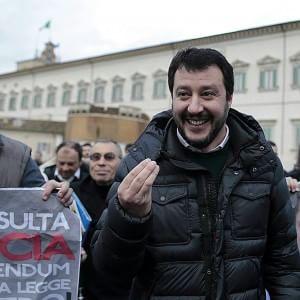 Sos sicurezza, sabato a Roma comizio della Lega e contro-corteo dei centri sociali