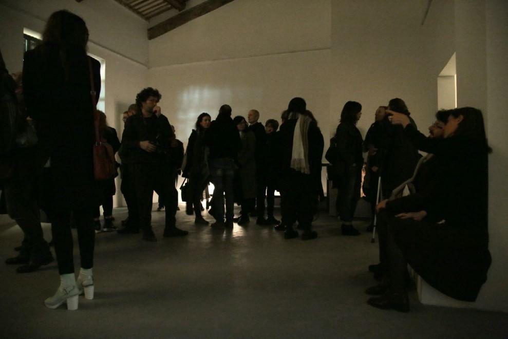 Chiara Mu allo spazio AlbumArte di via Flaminia