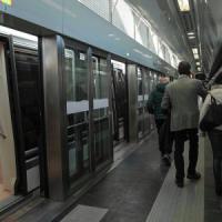 Metro C, da lunedì prolungato l'orario di servizio fino alle 21