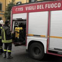 Pantheon, fiamme in un palazzo: un intossicato