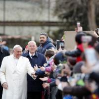 Appio, Papa Francesco alla chiesa di Ognissanti a 50 anni dalla prima messa