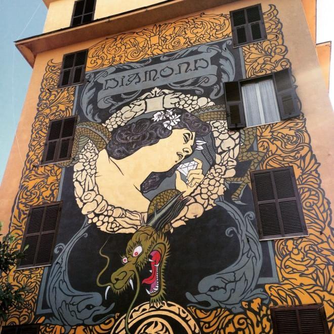 Roma, a Tor Marancia un museo a cielo aperto di street art. Così cambiano le case popolari