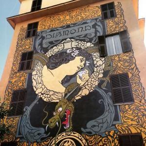 Tor Marancia, museo a cielo aperto di street art