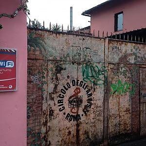 """Roma, sigilli al Circolo degli Artisti: """"Occupazione abusiva"""""""