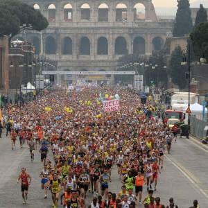 Maratona di Roma, ecco le strade chiuse e dove è vietato parcheggiare