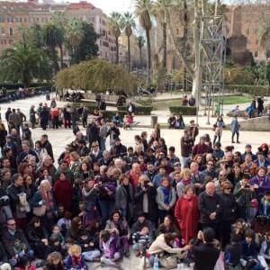"Da Sorrentino a Franceschini, l'Esquilino in piazza: ""Via al restyling di piazza Vittorio"""