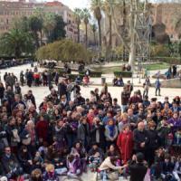 Da Sorrentino a Franceschini, l'Esquilino in piazza: