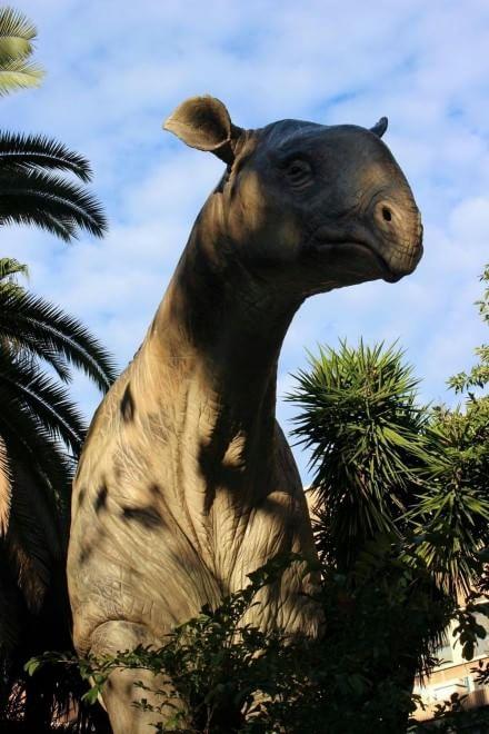"""Jurassic Park alla Sapienza con la mostra """"Dinosauri in carne e ossa"""""""