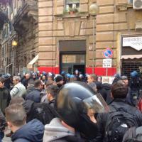 Flaminio, sgomberata la sede del Blocco studentesco, ora sotto sequestro