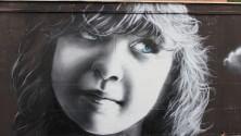 Le emozioni dei bambini nei murales di Neve  Ft