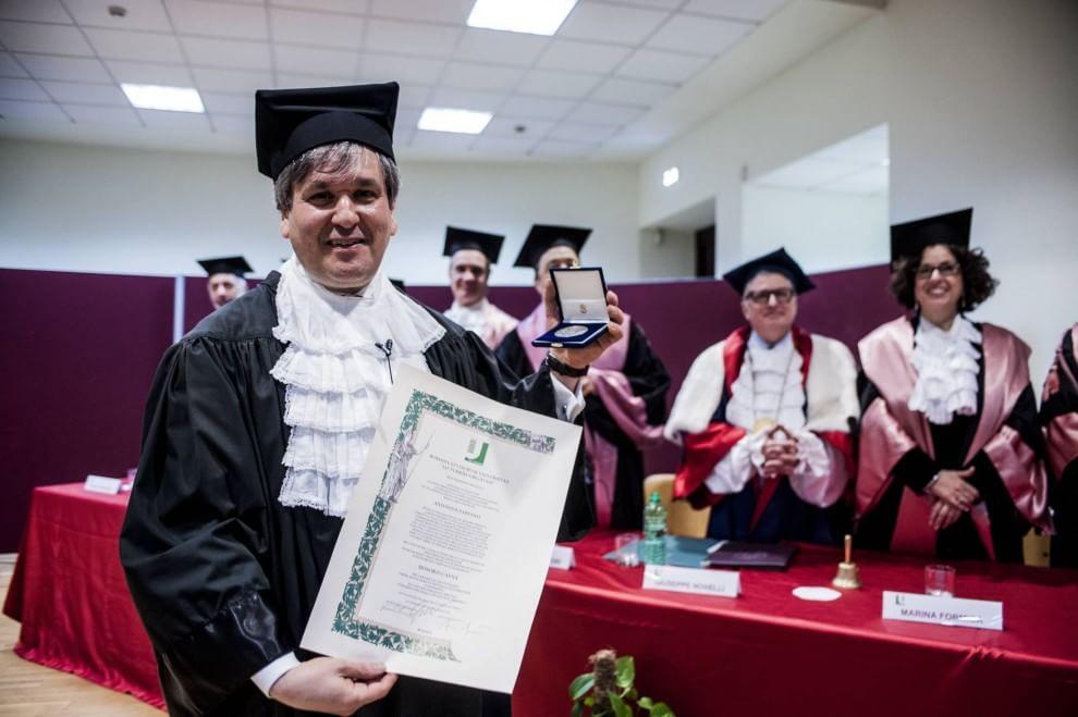 Tor Vergata, dall'ateneo laurea honoris causa al direttore d'orchestra Pappano