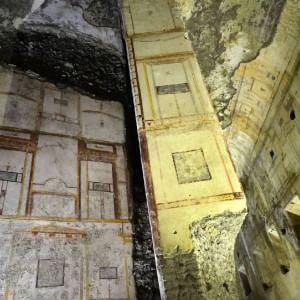 Restauri domus aurea nel giardino la mappa della casa di for Creatore della mappa della casa