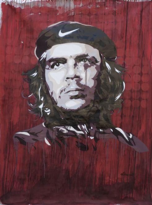 Da Che Guevara a Marilyn Monroe, l'omaggio degli street artist