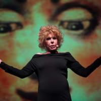 Ornella Vanoni in scena all'Olimpico