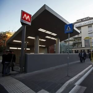Metro B1, il 21 aprile apre la nuova stazione Jonio: la linea blu si allunga di 1,5 Km