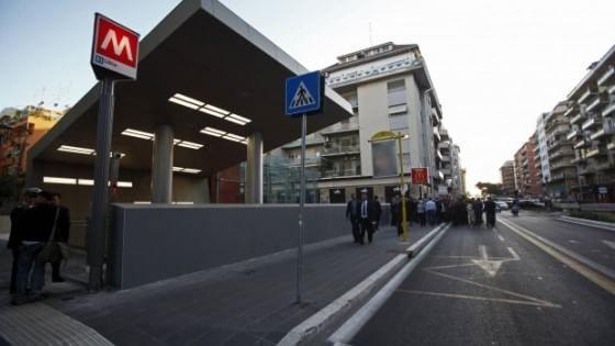 roma metropolitana linea blu salerno - photo#40