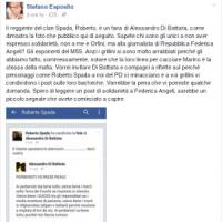 Mafia a Ostia, il pd Esposito: il capoclan è un fan di Di Battista