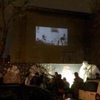 Cinema chiusi, a Tor Pignattara proiezioni in strada per la riapertura dell'Impero