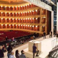 Opera, il presidente Mattarella alla prima della Lucia di Lammermoor