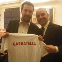 Roma, la Lega sbarca a Garbatella.