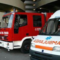 Veroli, esplosione per una fuga di gas: grave una donna