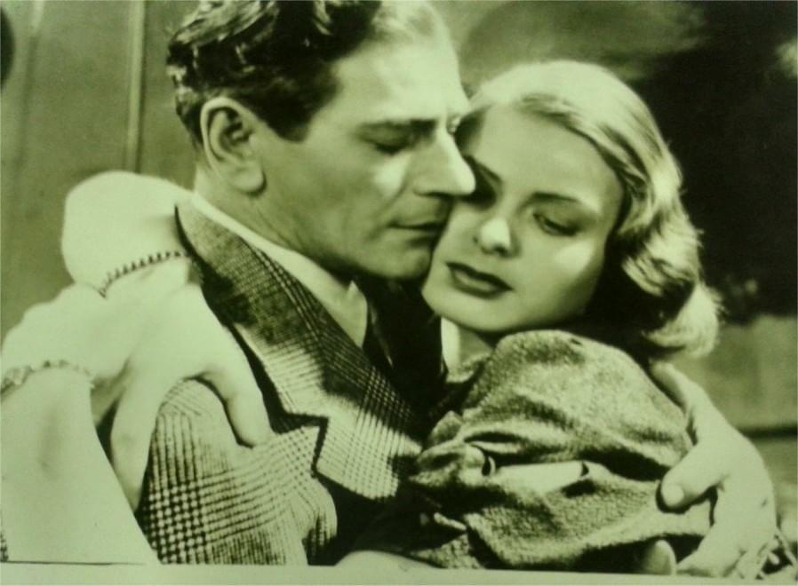 Ingrid Bergman e l'Italia, una mostra alla Casa del Cinema