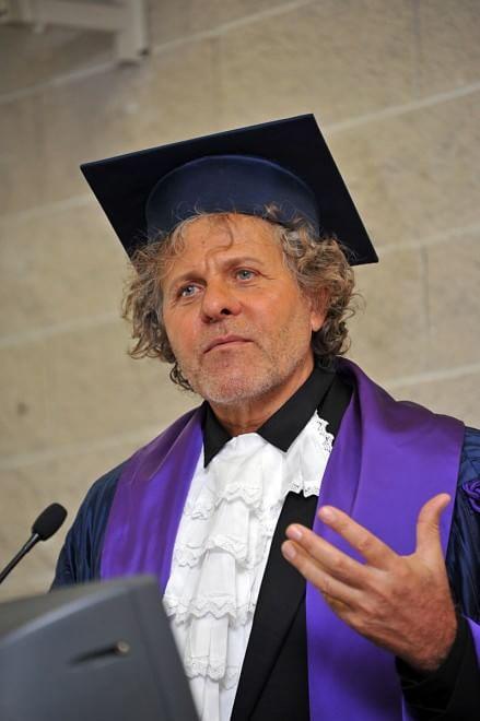 """Tor Vergata, dottorato honoris causa a Renzo Rosso: """"Ho portato jeans nel lusso"""""""