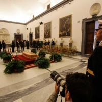 Addio a Mario Pirani, camera ardente in Campidoglio