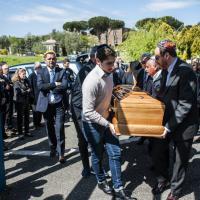 L'ultimo saluto a Mario Pirani