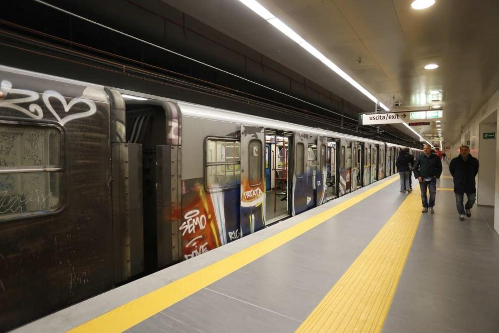 roma metropolitana linea blu salerno - photo#38