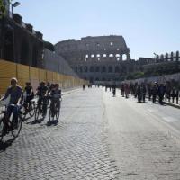 Primo Maggio, porte aperte al Colosseo