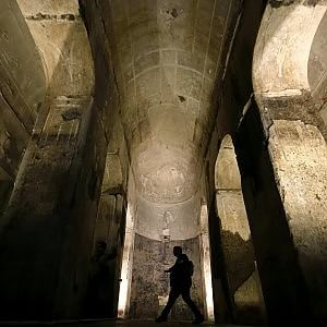 Magia e riti pagani nella basilica sotterranea di porta - Cinema porta di roma prenotazione ...