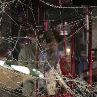 Gianicolense, scontro tra bus e tram della linea 8: otto feriti, due gravi