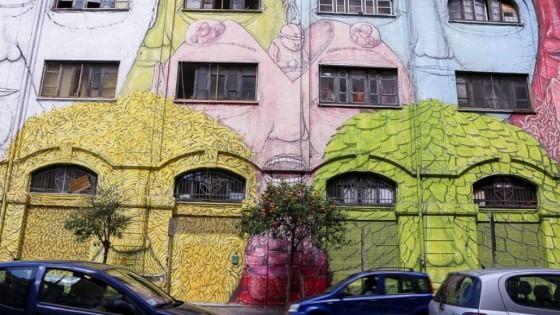 Nasce la guida alla street art di Roma: 50mila mappe e un'app per scoprire i murales in città