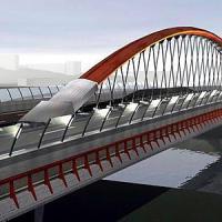 Ponte dei Congressi, cantiere entro l'anno