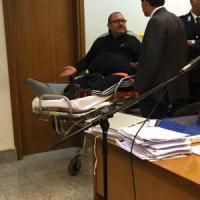 """Morte Ciro Esposito, rinviato a giudizio De Santis. Accolto in aula da grida: """"Forza..."""