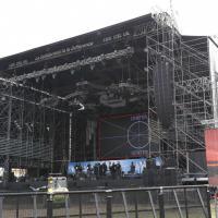 Primo maggio, tutto pronto per il Concertone: gli ultimi ritocchi al mega palco