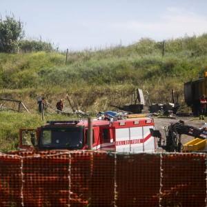 Esplosione in cantiere a Roma, gravi due operai