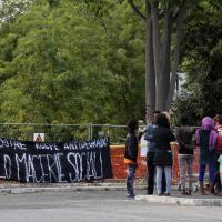 Ponte Mammolo, la disperazione dei rifugiati abbandonati in strada