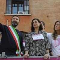 Race for the cure, in 70mila contro il tumore al seno con Boschi e Boldrini
