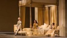 Mozart e Strehler, Nozze di Figaro all'Opera    Ft     Vd