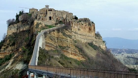Civita di Bagnoregio, lappello di Zingaretti:
