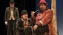 Sul palco i maestri Mauri, Ugo Pagliai e Isa Danieli