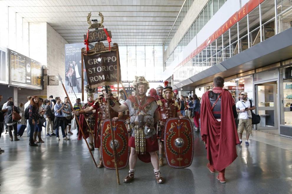 Matrimoni Romani Antichi : Centurioni ancelle e imperatori gli antichi romani in