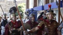 Antichi romani in treno alla conquista dell'Expo