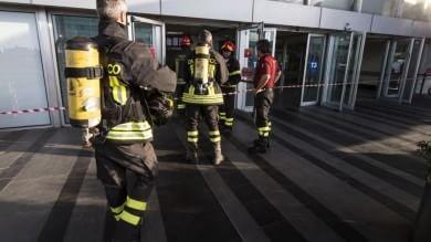 Incendio a Fiumicino: presenza di diossina Due nuovi indagati, verifiche su lavori