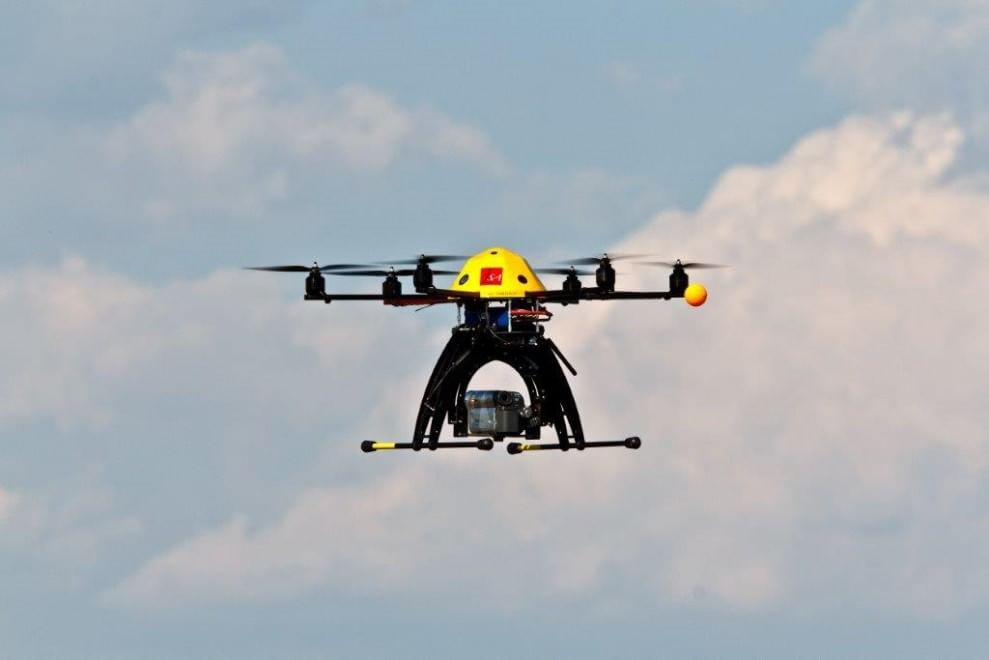 Tutti pazzi per i droni, a Roma lo show 2015
